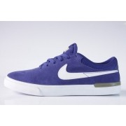 Tênis Nike SB - Eric Koston Hypervulc Deep Royal Blue/White