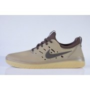 Tênis Nike SB - Nyjah Free Gum Dark Brown/Baroque Brown