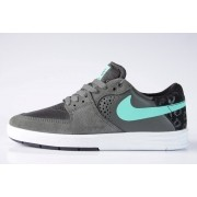 Tênis Nike SB - Paul Rodriguez 7 Dark Base Grey/Crystal Mint