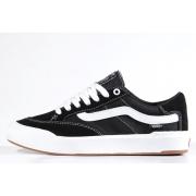Tênis Vans - Berle Pro Black/White