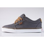 Tênis Vans - M Chukka Low Pro (Denim) Pewter