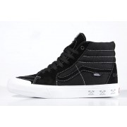 Tênis Vans - SK8-High Pro BMX (Demolition) Black/White