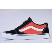 Tênis Vans - TNT 5 Black/Orange