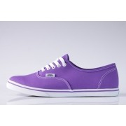 Tênis Vans - U Authentic Lo Pro Electric Purple (Neon)