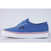 Tênis Vans - U Authentic Princess Blue/Mars Red
