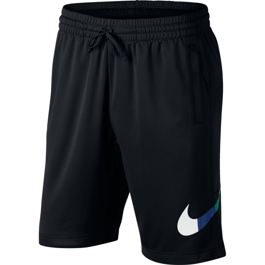 Bermuda Nike SB - Dry Short GFX Black/Black  - No Comply Skate Shop