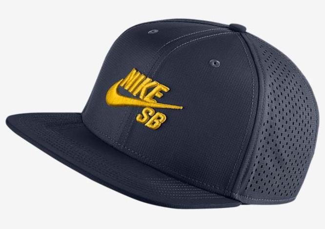Boné Nike SB - Performance Trucker Obsidian/Obsidian/Black  - No Comply Skate Shop