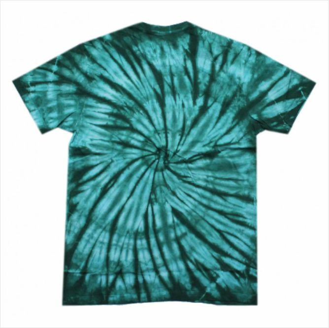Camisa Creature - Especial Shredded Tie Dye  - No Comply Skate Shop
