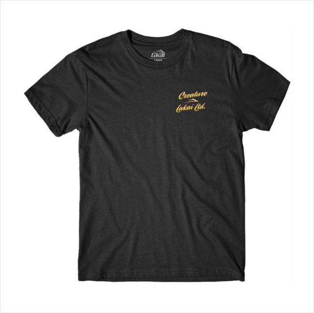 Camisa Creature X Lakai - Kali  - No Comply Skate Shop