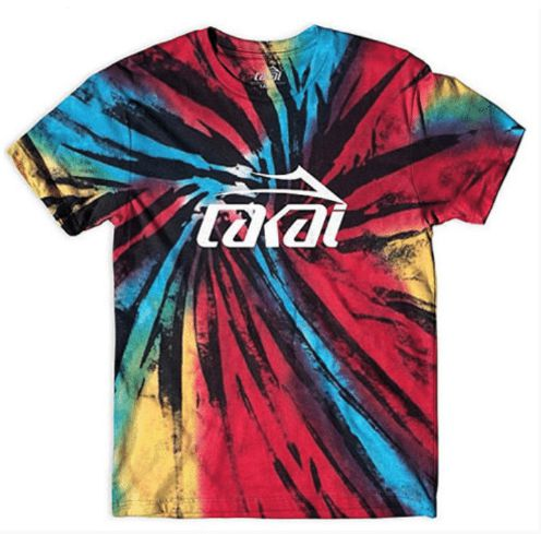 Camisa Lakai - Básica Especial Tie Dye  - No Comply Skate Shop