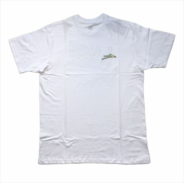 Camisa Lakai - Fade White  - No Comply Skate Shop