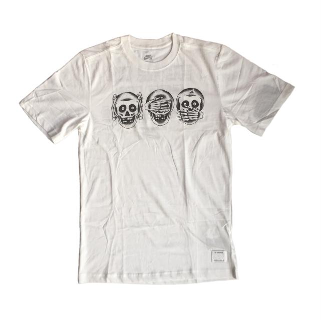 Camisa Nike SB - Hear No See No Speak NO Dri-Fit  - No Comply Skate Shop