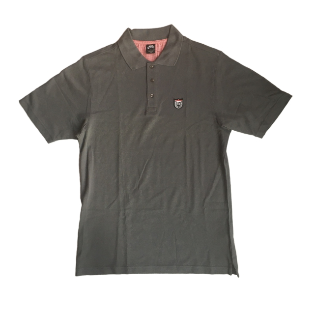 Camisa Nike SB - Polo Grey Dri-Fit  - No Comply Skate Shop