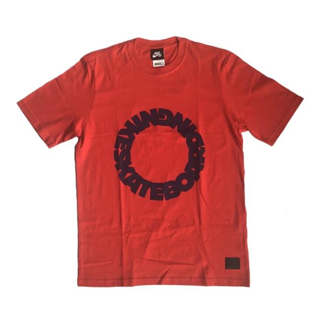 Camisa Nike SB - Skateboarding Red  - No Comply Skate Shop