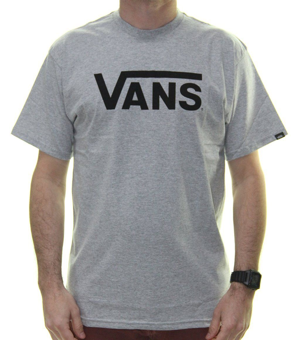 Camisa Vans - Classic Athletic Heather  - No Comply Skate Shop