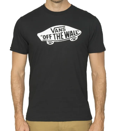 Camisa Vans - OTW Black  - No Comply Skate Shop