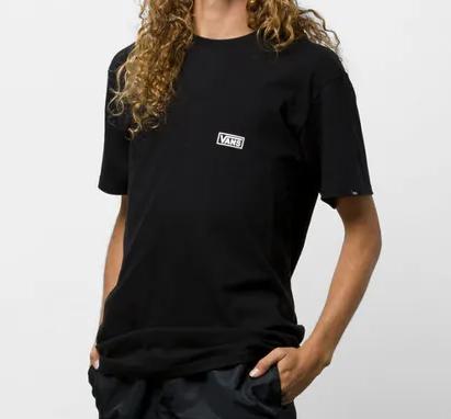 Camisa Vans - OTW Distort SS Black  - No Comply Skate Shop