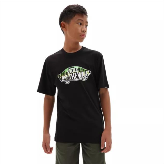 Camisa Vans - OTW Logo Fill Boys (Infantil)  - No Comply Skate Shop