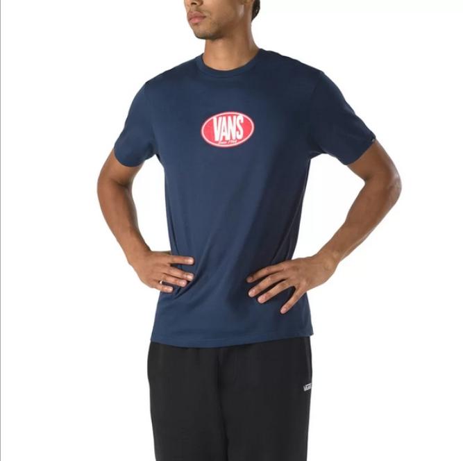 Camisa Vans - Retro Oval SS  - No Comply Skate Shop