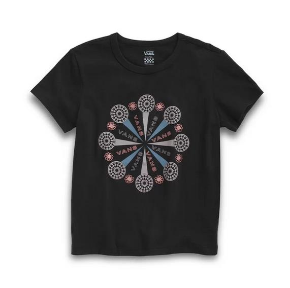 Camisa Vans - WM Watch Out Black  - No Comply Skate Shop
