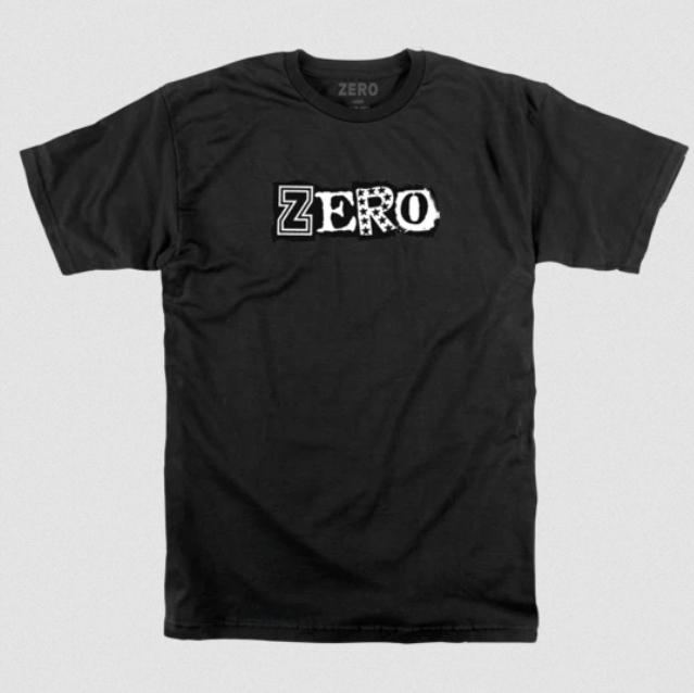 Camisa Zero - Legacy Ramson  - No Comply Skate Shop