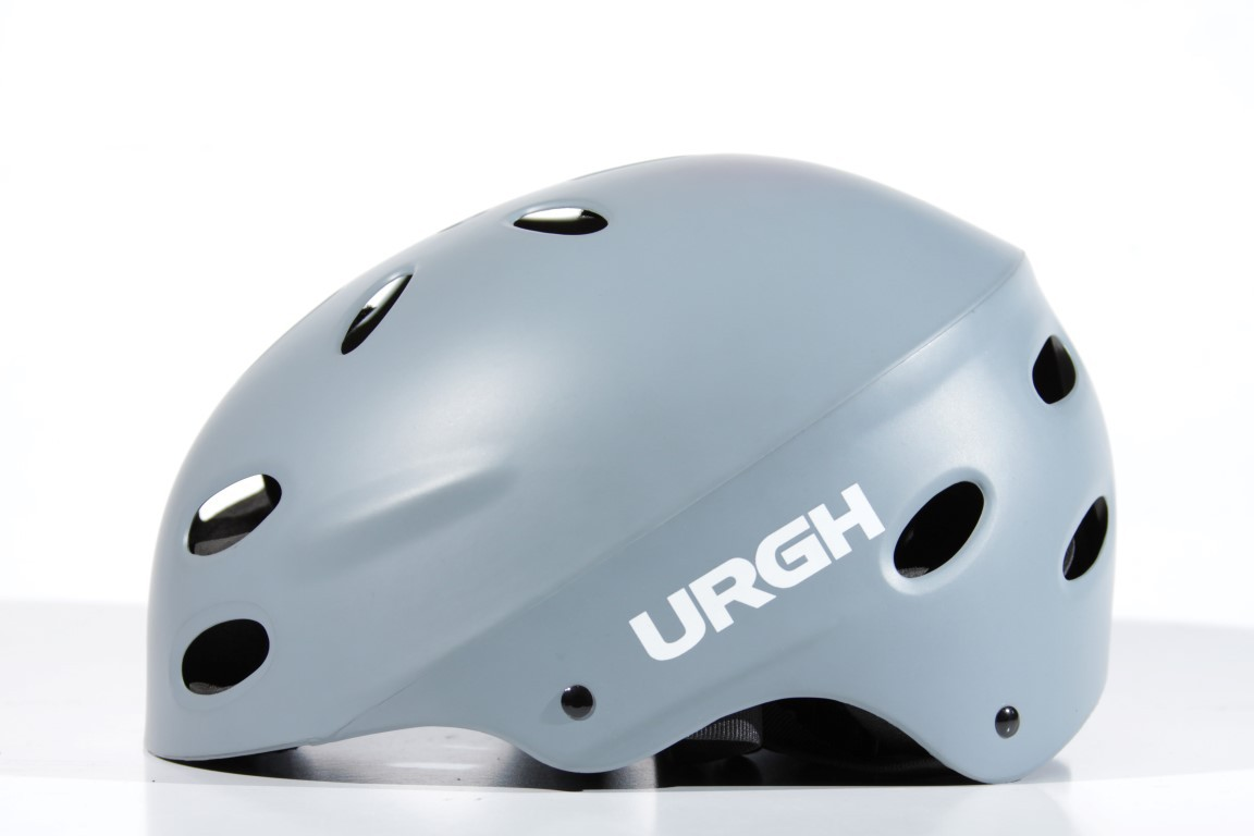 Capacete Urgh Adulto - Cinza  - No Comply Skate Shop