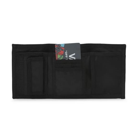 Carteira Vans - Slipped Black/White Checkerboard  - No Comply Skate Shop