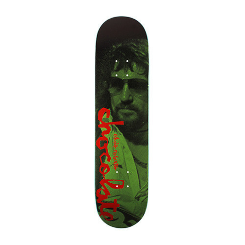 "Shape Chocolate - Chris Roberts 8.0""  - No Comply Skate Shop"