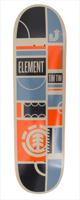 "Shape Element - Featherlight Tim Tim Cee-Bop 8.250"" - No Comply Skate Shop"