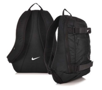 Mochila Nike Embarca Medium Black  - No Comply Skate Shop