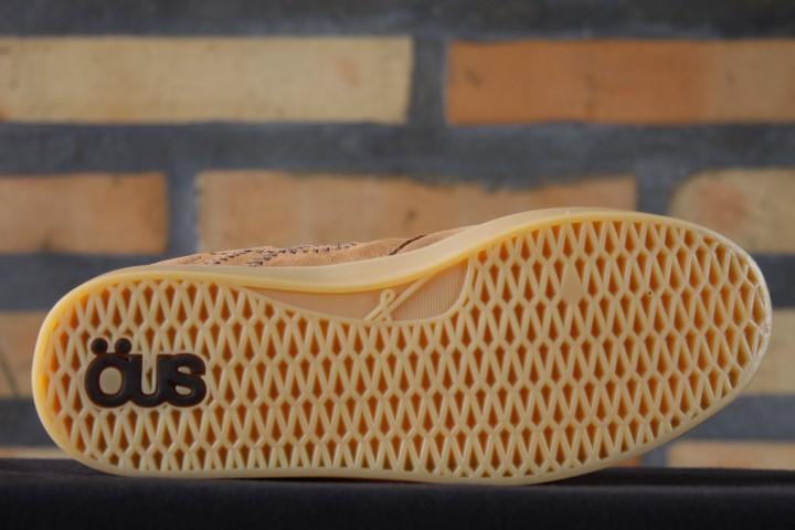 Tênis Öus - Mottilla Whisky Essencial  - No Comply Skate Shop