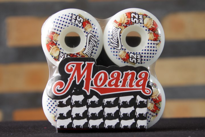 Roda Moana - Ice Cream 52mm - No Comply Skate Shop