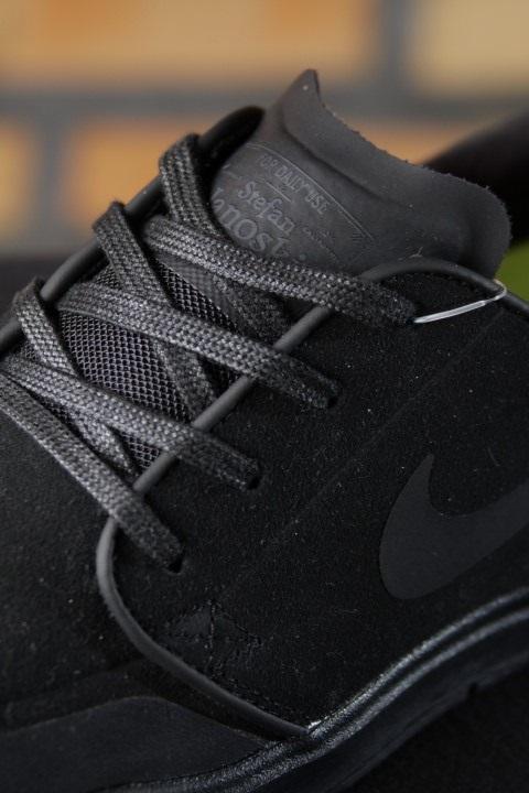 Tênis Nike SB - Stefan Janoski Hyperfeel XT Black/Black-Anthracite  - No Comply Skate Shop