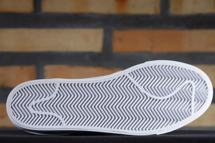 Tênis Nike SB - Zoom Stefan Janoski Leather White/White-Wolf  - No Comply Skate Shop
