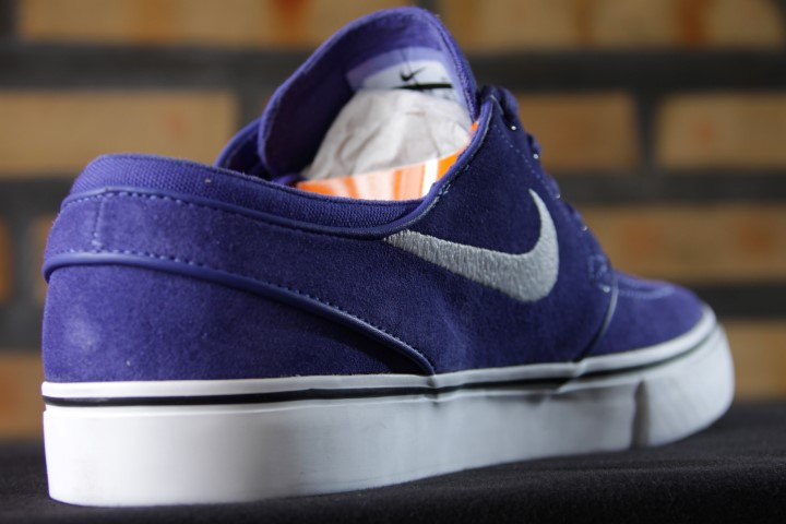 Tênis Nike SB - Zoom Stefan Janoski Deep Night/White-Black  - No Comply Skate Shop
