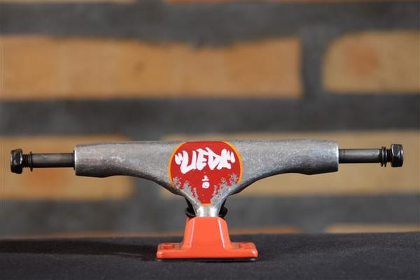 Truck Crail Mid 142 Tipografia Ueda  - No Comply Skate Shop