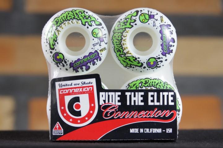 Roda Connexion - Zombie Attack 51mm  - No Comply Skate Shop