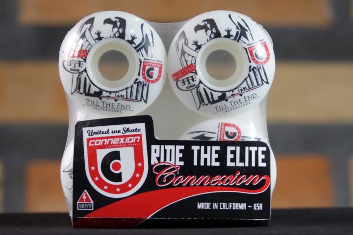 Roda Connexion - Sleiman Till The End 52mm  - No Comply Skate Shop