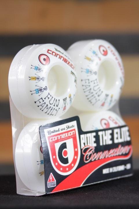 Roda Connexion - Jefferson Bill Fun Family 51,5mm  - No Comply Skate Shop
