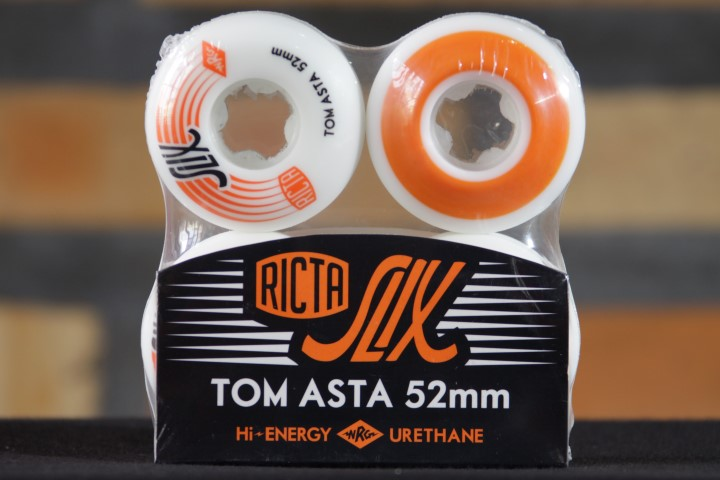Roda Ricta - Slix Tom Asta 52mm  - No Comply Skate Shop