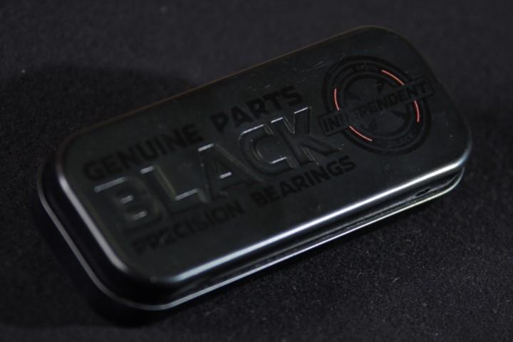 Rolamento Independent - Genuine Black  - No Comply Skate Shop