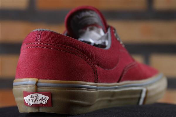 Tênis Vans - M Era Pro Rio Red/Gum  - No Comply Skate Shop