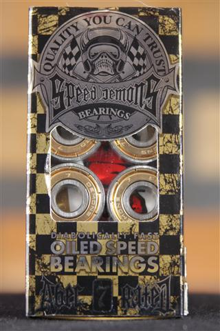 Rolamento Speed Demons Abec 7  - No Comply Skate Shop