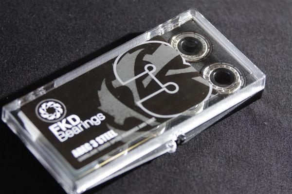 Rolamento FKD Bearings Abec 3  - No Comply Skate Shop