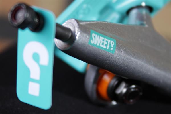 "Truck Fury Evo 2 Sweet 8.0""  - No Comply Skate Shop"
