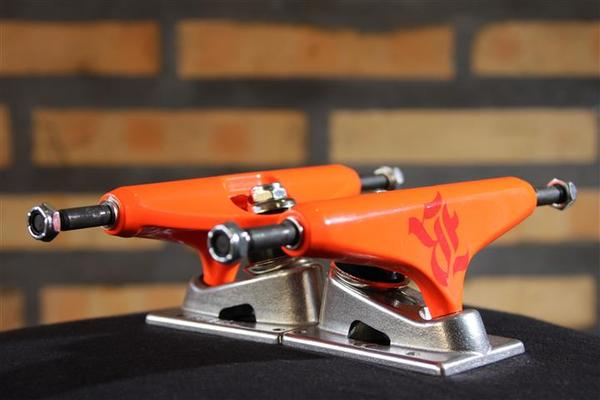 Truck Royal - Stage IV Orange 139mm - No Comply Skate Shop
