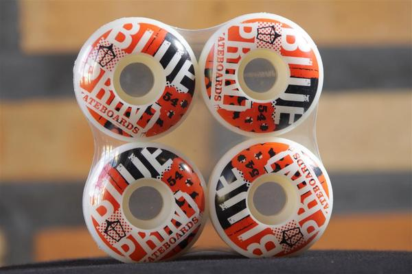 Roda Blueprint Quiet as Kept 54mm  - No Comply Skate Shop