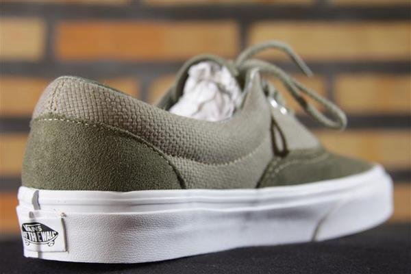 Tênis Vans - U Era Deep Lichen Green (Hemp) - No Comply Skate Shop