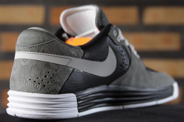 Tênis Nike SB - Paul Rodriguez 7 MD BS Gry/LT BS Gry  - No Comply Skate Shop