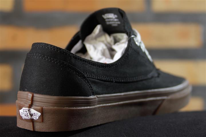 Tênis Vans - U Brigata (Gumsole) Black  - No Comply Skate Shop